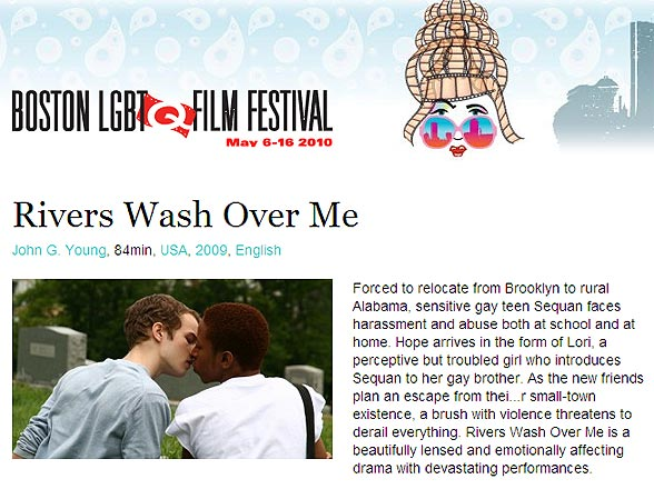 Gay film festival in boston