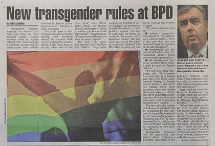 Boston herald transgender rights in shelters