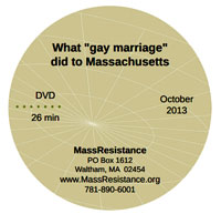 Massachusetts Lawmakers Pass on Gay Marriage Ban