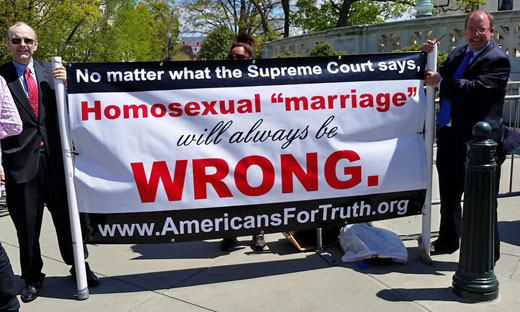 Why gay marriage is the wrong issue
