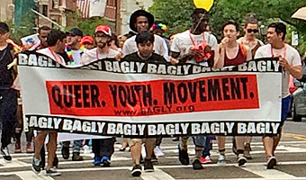 Open Door Youth Group is a gay- straight youth alliance