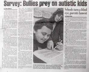 "Media campaign for ""anti-bullying"" bills